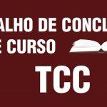 TCC PRONTO: TÉCNICO EM SEGURANÇA DO TRABALHO | 2015