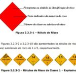 RÓTULO DE RISCO | FINALIDADE | SUAS CLASSES